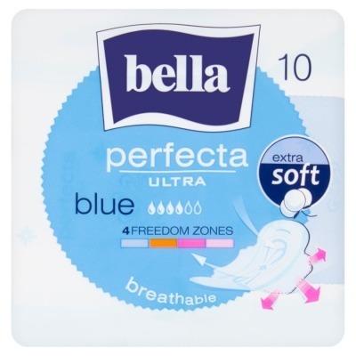 Bella Perfecta Ultra Blue Podpaski higieniczne 10szt.