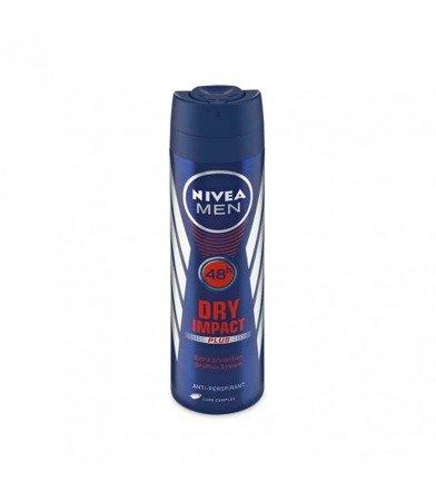 Nivea Dry Impact For Men antyperspirant 150 ml