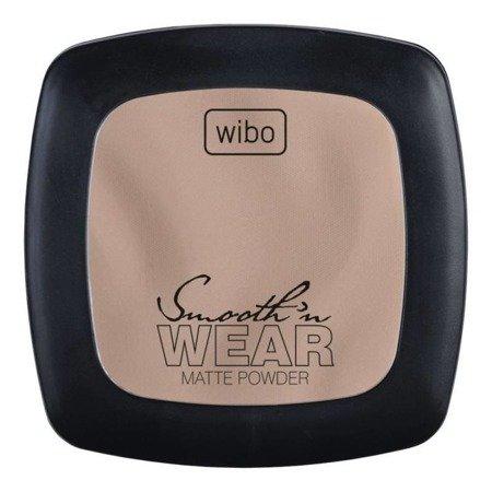 Wibo Puder matujący SMOOTH & WEAR 3